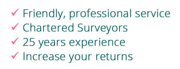 MRICS Surveyors, Increase your returms, Friendly professional service & Over 25 years experience of reducing the rateable value